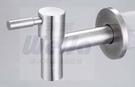 不銹鋼陶瓷長栓-氣泡頭精品/單出水 無鉛 無毒 白鐵水龍頭水電材料40-YS5202H