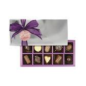 【Diva Life】母親節限定 銀饌夾心禮盒(比利時夾心巧克力10入)