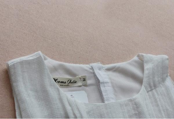(5折商品) 【K606086 】日系連身裙-(現)圓領背扣背心裙/娃娃裝(SIZE:黑/M)☆貝兒