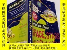 二手書博民逛書店Space罕見,stars and slimy aliens:太空,星星和粘糊糊的外星人.Y212829