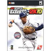 MLB 2K10  PC英文版(附中文手冊)
