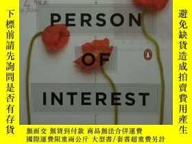 二手書博民逛書店A罕見Person of Interest A Novel 感興