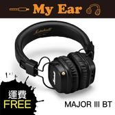 Marshall Major III Bluetooth 藍牙 無線 耳罩式耳機 APTX | My Ear 耳機專門店
