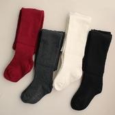 女童褲襪 加厚 超彈力 保暖 內搭褲 褲襪 襪子 保暖 Augelute F1042