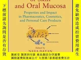 二手書博民逛書店Innate罕見Immune System of Skin and Oral Mucosa: Properties