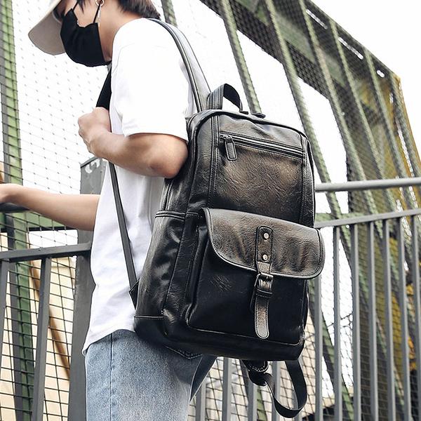 【5折超值價】時尚潮流街頭日系百搭後背包
