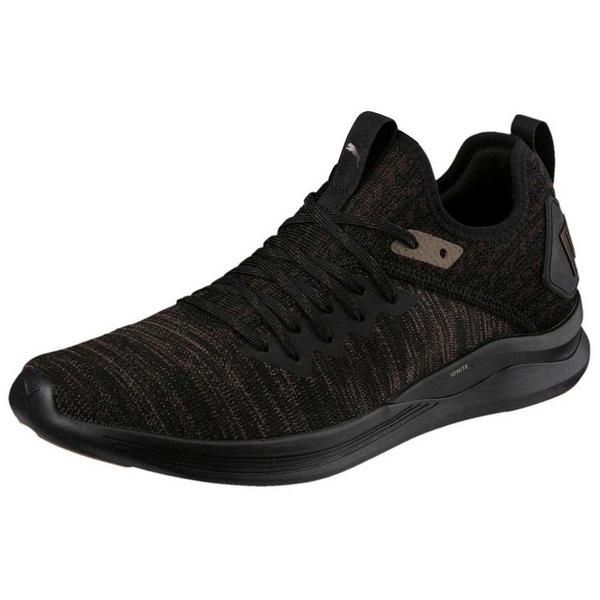 PUMA IGNITE FLASH EVOKNIT DESERT -男款訓練運動鞋-  NO.19159402