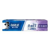 黑人全亮白多效護理牙膏140g【康是美】