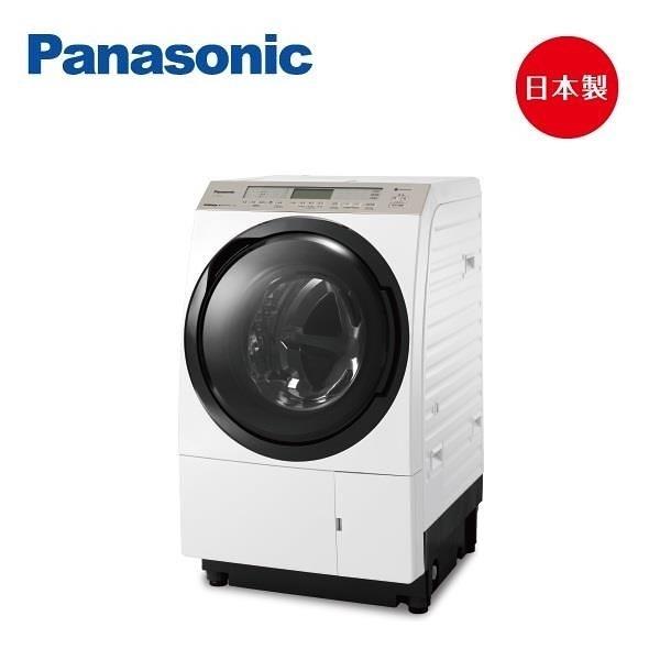 【南紡購物中心】Panasonic國際牌 日製11公斤洗脫烘變頻洗衣機 NA-VX90GR(右開)
