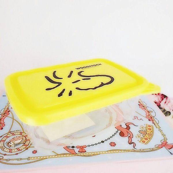 史努比麻雀便當盒保鮮盒463028通販屋