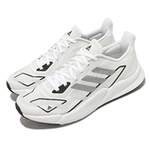 adidas 慢跑鞋 X9000L2 白 黑 愛迪達 路跑 運動鞋 Bounce 女鞋 反光【ACS】 FX8386