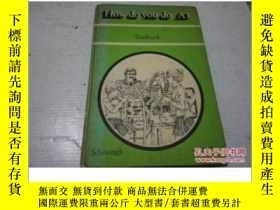二手書博民逛書店《How罕見do you do 》(A1 textbook 英文