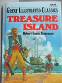 【書寶二手書T6/原文小說_MOZ】Treasure Island_Robert Louis Stevenson