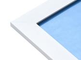新版300P專用方框(白色)  /26*38cm/BEVERLY/木框/日本進口