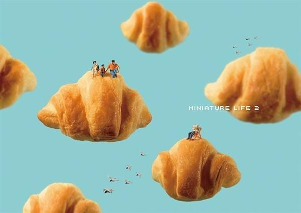 MINIATURE LIFE迷你微型生活趣味攝影集 2