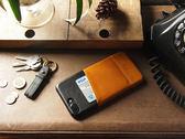 alto iPhone 8 Plus/iPhone 7 Plus真皮手機殼背蓋5.5吋 Metro - 焦糖棕/渡鴉黑 【可加購客製雷雕】皮革保護套