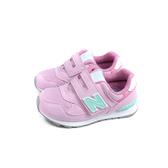 New Balance 313系列 運動鞋 魔鬼氈 粉紅色 小童 童鞋 IO313PP-W no842