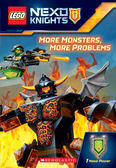 LEGO NEXO KNIGHTS:MORE MONSTERS MORE PROBLEMS