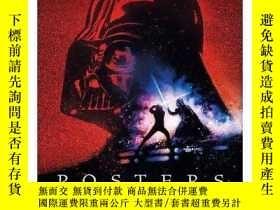 全新書博民逛書店星球大戰海報藝術Star Wars Art Posters星戰原畫設定Y302154 Lucafilm Lta