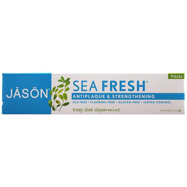 【美國 JASON】海藻保健牙膏170g/6oz
