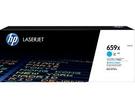 W2011X HP 659X 原廠青色高印量碳粉匣 適用 HP M856dn / M776z / M856x / M776zs / MFP M7