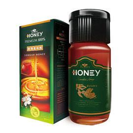 台灣綠源寶 嚴選龍眼蜂蜜  700毫升 6罐