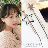 《Caroline》★韓國熱賣造型時尚浪漫風格優雅性感耳環70271
