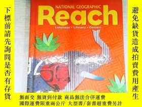 二手書博民逛書店Reach:罕見Language, Literacy, Content (National Geographic