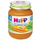 【奇買親子購物網】HiPP喜寶天然蔬菜小牛肉全餐/1入(2018.07.31即期)