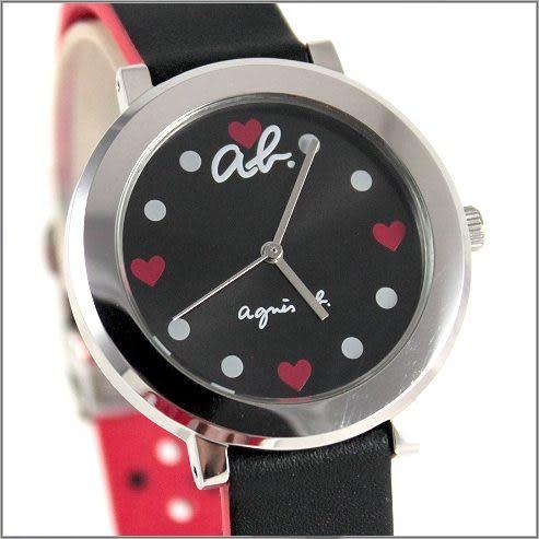 【萬年鐘錶】agnes b 時尚腕錶 BH8002X1 (VJ21-K972D)