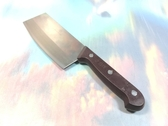台灣製造 金利不銹鋼小美刀(角 / 尖)~料理刀 水果刀 菜刀 冷凍刀《八八八e網購
