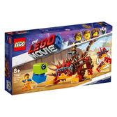 LEGO樂高 樂高玩電影2 70827 Ultrakatty & Warrior Lucy! 積木 玩具