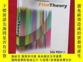 二手書博民逛書店A罕見Companion to Film Theory (16開