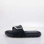PUMA  記憶鞋墊 超柔軟 運動拖鞋-黑/白 362463-03