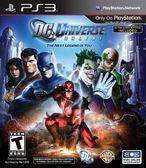 PS3 DC Universe Online DC 超級英雄 Online(美版代購)