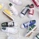 超火的帆布鞋女百搭韓版學生原宿風板鞋布鞋子【快速出貨好康八折】