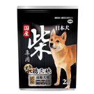 [寵樂子]《日本YESTER》柴犬專屬飼料 高齡犬 - 2KG / 狗飼料