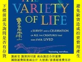 二手書博民逛書店The罕見Variety Of Life: A Survey A