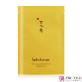 Sulwhasoo 雪花秀 潤燥精華面膜(23g)-百貨公司貨【美麗購】