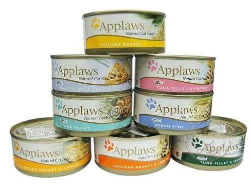 【ZOO寵物樂園】Applaws》愛普士美味貓罐156g*1罐