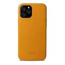 Alto iPhone 12 Pro Max 真皮手機殼背蓋 6.7吋 Original 360 - 焦糖棕【可加購客製雷雕】皮革保護套