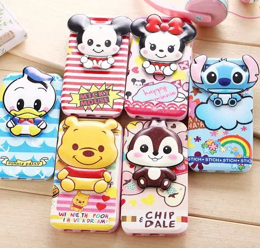 iphone6免運 米奇蘋果6plus note4 note3 S6 HTC Z3 C3 816 820 EYE M9 M9+ E9+ 唐老鴨保護殼卡通情侶保護套