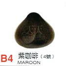 【燙後染髮】奇靈鳥 二代染髮劑 B4-自然栗色 [64754]