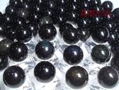 黑曜球 22mm 墨西哥當地 精緻研磨~又黑又亮*超值特賣中