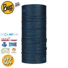 【BUFF 西班牙 COOLNET抗UV頭巾《深海幽藍》】122536/涼感/圍脖/帽子/口罩/圍巾