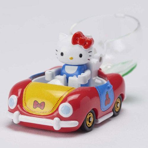 Dream TOMICA 騎乘系列-KITTY_TM88731  TAKARA TOMY 多美小汽車