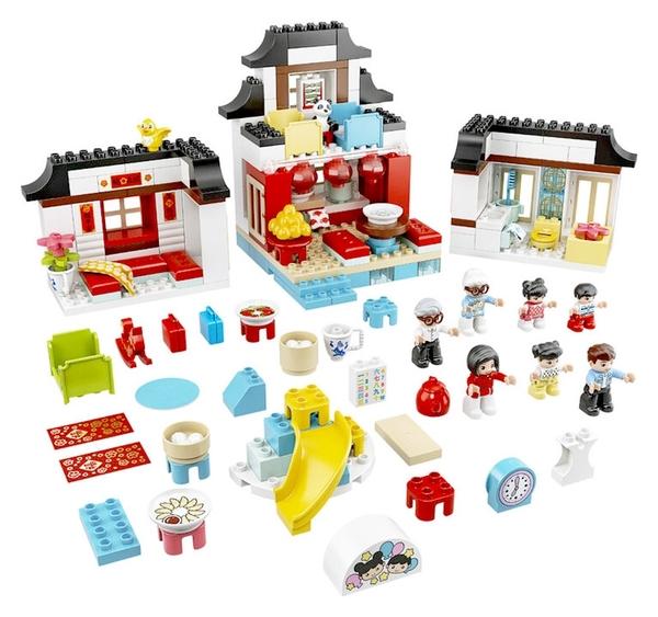 樂高LEGO DUPLO 快樂的童年時光 Happy Childhood Moments 10943 TOYeGO 玩具e哥