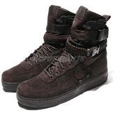 【五折特賣】Nike SF AF1 咖啡色 Air Force 1 軍靴 戰術靴 男鞋 高筒 【PUMP306】 864024-203