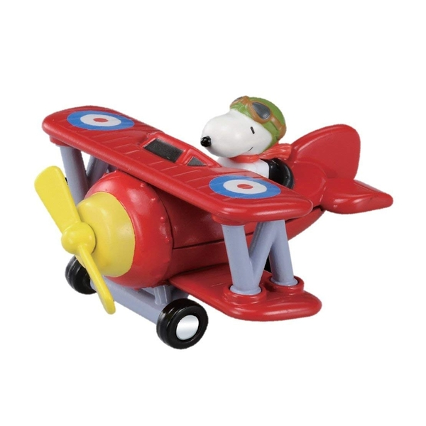 Dream TOMICA 騎乘系列 SNOOPY飛機