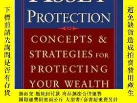 二手書博民逛書店Asset罕見Protection : Concepts And